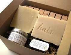 Aquarian Bath's Lavender Lover's Bath set is a collection of our favorite Lavender bath and body products, all #vegan.  Our Lavender body products are made with pure Lavender (Lavandula angustifolia) essential oil and other complimentary essential oils, with no chemical fragrances.  This gift set includes a large Lavender Oatmeal cold process Soap, a Lavender Rosemary Mint Aloe Shampoo bar, a Lavender Cedarwood Deodorant Balm, a Lavender Peppermint Lip Balm, and 2 Cedarwood soap decks.