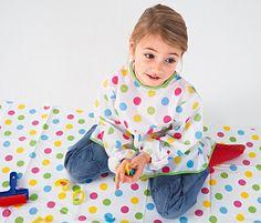 Kinder-Malschürze      Foto: Kinder-Malschürze Schützt die Kleidung rundum vor Farbflecken  Nur 7.95 EUR inkl. gesetzl. MWSt., zzgl. Versandkosten  Jetzt bestellen   Beschreibung vom Tchibo Angebot: Kinder-Malschürze Kinder-Malschürze Schützt die Kleidung rundum vor Farbflecken. Aufgesetzte Tasche für ... Mehr lesen auf http://kaffee-freun.de/kinder-malschuerze  #KW-9/2014