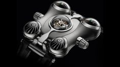 MB&F NO6 : SPACE PIRATE
