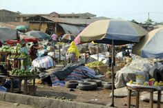 Fruit Market   Lagos State