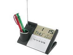 Calender Penholder Radio at Calendar | Ignition Marketing Corporate Gifts
