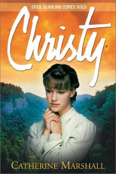 "Christy  -- great story, ""Christian fiction"" before ""Christian fiction"" became a label.     Catherine Marshall wrote many inspirational books, fiction and non-fiction.   Don't be fooled by the series books that came later based on the tv show"