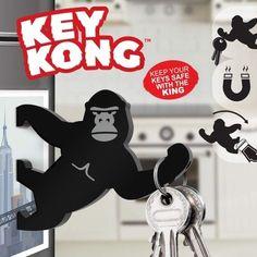 Key Kong wieszak na klucze otwieracz do butelek