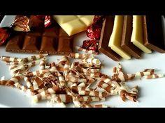 Cómo hacer virutas de chocolate.   YouTube