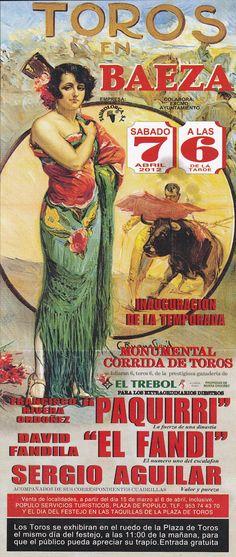 El Mundo del Toro: abril 2012
