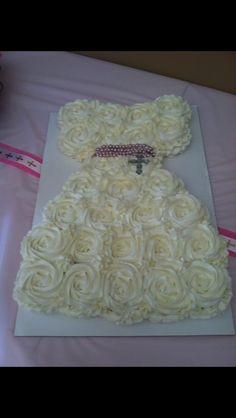 Religious Cross Birthday Cake Jill Image