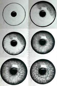 20 Amazing Eye Drawing Ideas & Inspiration - - Need some drawing inspiration? Well you've come to the right place! Here's a list of 20 amazing eye drawing ideas and inspiration. Why not check out this Art Drawing Set Artis…. Easy Pencil Drawings, Pencil Sketch Drawing, Pencil Shading, Art Drawings Sketches Simple, Sketches Of Eyes, Easy Sketches To Draw, Art Drawings Beautiful, Drawings Of Eyes Easy, Easy But Cool Drawings
