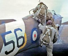Roundel Round-Up > Vintage Wings of Canada Aircraft Photos, Ww2 Aircraft, Military Aircraft, Fighter Pilot, Fighter Jets, Ww2 Planes, Battle Of Britain, Military Weapons, Royal Air Force