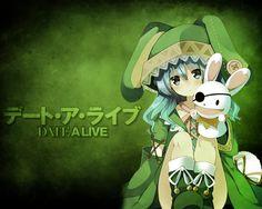 Date A Live - Yoshino