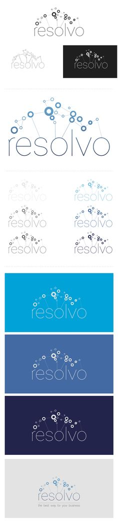 Resolvo | Logotype project
