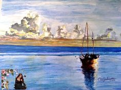 Articrafts ECR: Pintura a Oleo e  Aguarelas