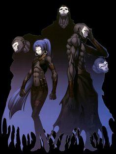 Fate/Zero: Hassan-I Sabbah, the Assassin.