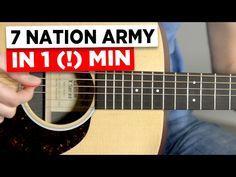 Gitarre lernen für Anfänger - Wonderwall - einfach erklärt - YouTube