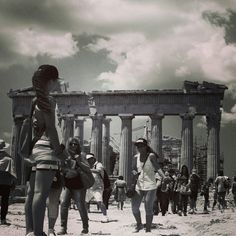 Parthenon: the historical side of Athens