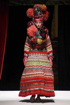 2011 Spring Paris Fashion Week: Kenzo