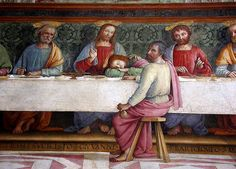 Catholic Scot: And It Was Night-  Judas Iscariot, Jesus and the Last Supper: A Meditation