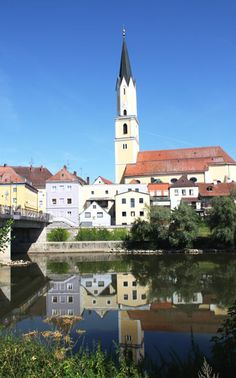GOING ON ADVENTURES: Welcome to Vilshofen, Germany