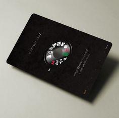Визитка фотографа » OpenUp Solutions - разработка веб-сайтов, видео, дизайна