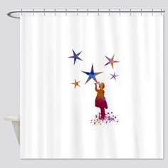 Whimsical Shower Curtains Cafepress Curtains Whimsical