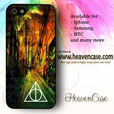 Deathly Hallows Alley Orange available For Iphone 4/4s/5/5s/5c case , Samsung Galaxy S3/S4/S5/S3 mini/S4 Mini/Note 2/Note 3 case , HTC One X , HTC One M7 case , HTC One M8 case and many more , check our website www.heavencase.com