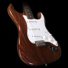 2015 Fender Custom Shop Masterbuilt Dennis Galuszka 1969 Rosewood Stratocaster NOS Electric Guitar Natural Gloss