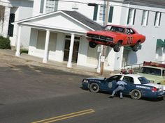 2005 Dukes of Hazzard Car | TMCP Podcast #141 – John Byrnes REAL Jump General Lee from the 2005 ...