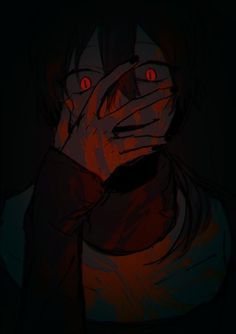 At the end you getting a demon from suffering Arte Horror, Horror Art, Art Anime, Manga Anime, Mekakucity Actors Konoha, Art Halloween, Halloween Makeup, Arte Fashion, Arte Obscura