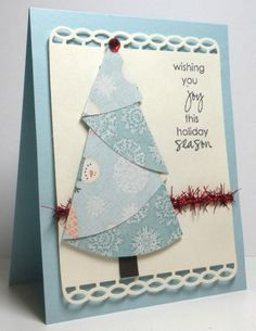 DTGD13BevMom Wishing You Joy by die cut diva - Cards and Paper Crafts at Splitcoaststampers