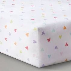 Circo™ 4pc Crib Bedding Set - Rainbow Hearts : Target