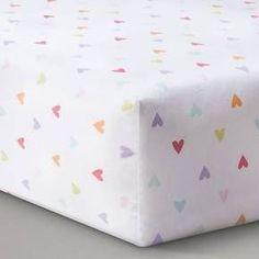 Circo™ 4pc Crib Bedding Set - Rainbow Hearts : Target
