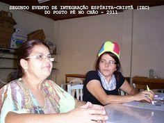 """Posto de Assistência Nova Lima - ´""""Pé no Chão"""""""