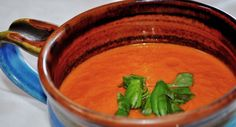 Roasted Tomato SOUP!