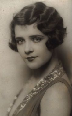 Ruby Keeler- love her! Late 1920s