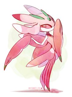 Lurantis by White-Mantis on DeviantArt