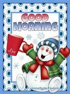 Image result for Good Morning Winter Graphics
