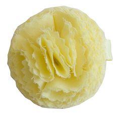 Wee Squeak Carnation Yellow Flower Shoe Clip $7.00 http://www.meandmyfeet.com/wee-squeak-carnation-yellow-flower-shoe-clip #Carnation #Yellow #Flower #Shoe #Clip #Kids