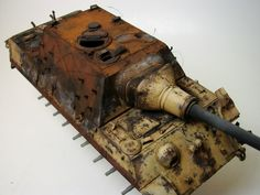 Sons Of Horus, Weather Models, Tiger Ii, Tiger Tank, Modeling Techniques, Model Tanks, Armored Fighting Vehicle, Ww2 Tanks, Military Diorama