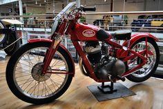 Vintage JAWA Speedway