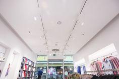 Fashion store lighting, Track Lighting, KASTOR, LED Track Light Citizen, oświetlenie sklepu