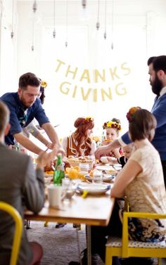 Throw the ultimate Friendsgiving celebration with these tips.