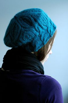 Isolda's pattern + Rowan wool + Ignorantbliss's talent = the perfect combo.