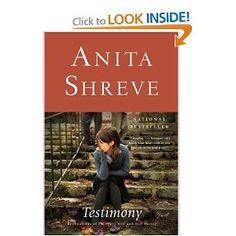 Testimony: A Novel: Anita Shreve: Amazon.com: Books
