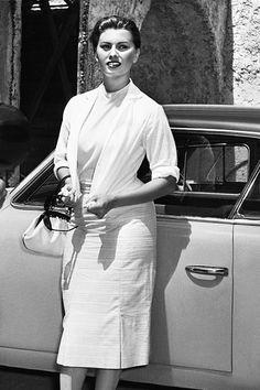 Sophia Loren c 1950s.