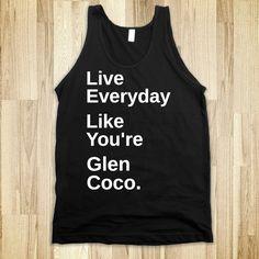 life motto, american apparel, shirts, girl problem, mean girls