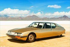 Model Citroen SM 1970