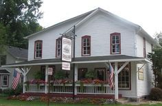 This historic general store in #Michigan is the perfect spot to get your holiday shopping done early. #OnlyInMichigan
