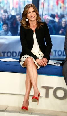 Photos: The Top 10 Best-Dressed Newswomen   Vanity Fair - Natalie Morales