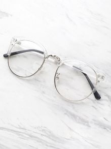 601ce3c915 Clear Frame Glasses With Clear Lens 6.66€ Cool Glasses