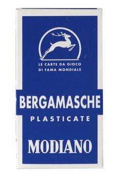 Modiano Bergamasche