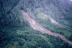 Two Landslides